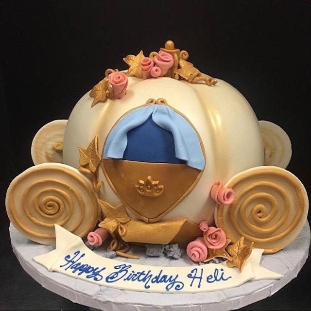 Skiffs Cakes